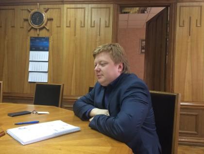 и.о. директора филиала МГУ в г. Севастополь Кусов И.С. «Идти вперед на всех парусах!»